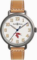 Bell & Ross Vintage WW1 BRWW192-GUYNEMER Mens Wristwatch