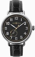 Bell & Ross Vintage WW1 BRWW197-HER-ST/SCR Mens Wristwatch