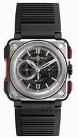 Bell & Ross Aviation BRX1-CE-TI-RED Mens Wristwatch