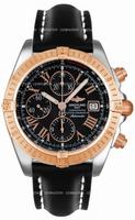 Breitling Chronomat Evolution Mens Wristwatch C1335611-B821-436X