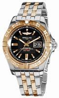 Breitling Galactic 41 Mens Wristwatch C49350L2.BA09-366C