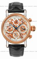 Chronoswiss Opus Skeleton Chronograph Mens Wristwatch CH7522SR
