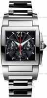 DeGrisogono Instrumento Uno Chronographe Chrono No 1 Mens Wristwatch ChronoNo1B