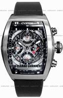 Cvstos Challenge Chronograph Mens Wristwatch CVCRTNSTSV