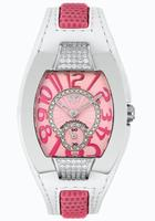 Technomarine ButterFly Semi Pave Ladies Wristwatch DLRSD07