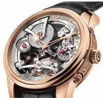 Greubel Forsey Double Tourbillon Technique Mens Wristwatch DOUBLE-TOURB-TECH-ROSE