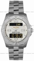 Breitling Aerospace Advantage Mens Wristwatch E7936210.G606