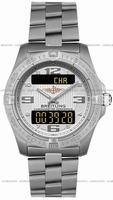 Breitling Aerospace Advantage Mens Wristwatch E7936210.G682-180E