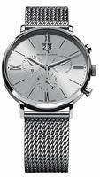 Maurice Lacroix Eliros Mens Wristwatch EL1088-SS002-110