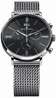 Maurice Lacroix Eliros Mens Wristwatch EL1088-SS002-310