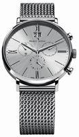 Maurice Lacroix Eliros Mens Wristwatch EL1088-SS002-810