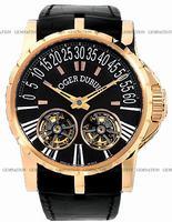 Roger Dubuis Excalibur Double Tourbillon Mens Wristwatch EX45-01-50-00-N9.671