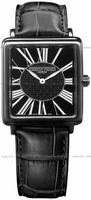 Frederique Constant Carree Mens Wristwatch FC-202RB3C6