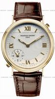 Frederique Constant Dual Time Mens Wristwatch FC-205HS35
