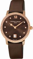 Frederique Constant Slim Line Ladies Wristwatch FC-220C4SD34