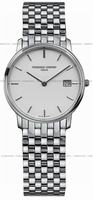 Frederique Constant Index Slim Line Mens Wristwatch FC-220SW4S6B