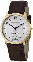 Frederique Constant Slim Line Mens Wristwatch FC-245AS4S5