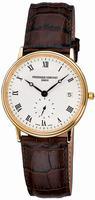 Frederique Constant Slim Line Mens Wristwatch FC-245M4S5