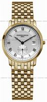 Frederique Constant Classics Slimline Small Second Mens Wristwatch FC-245M4S5B
