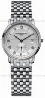 Frederique Constant Classics Slimline Small Second Mens Wristwatch FC-245M4S6B