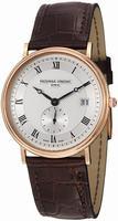 Frederique Constant Slim Line Unisex Wristwatch FC-245M4S9