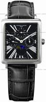 Frederique Constant Carree Moonphase Mens Wristwatch FC-265B3C6