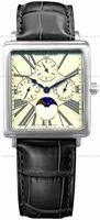 Frederique Constant Carree Moonphase Mens Wristwatch FC-265EG3C6