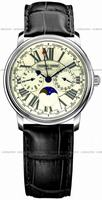 Frederique Constant Business Timer Mens Wristwatch FC-270EG3P6