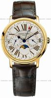 Frederique Constant Business Timer Mens Wristwatch FC-270EM3P5
