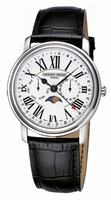 Frederique Constant Persuasion Moonphase Ladies Wristwatch FC-270M4P6