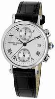 Frederique Constant Chronograph Quartz Mens Wristwatch FC-291MC2R6
