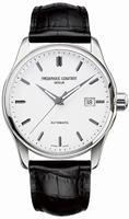 Frederique Constant Index Slim Date  Mens Wristwatch FC-303S5B6