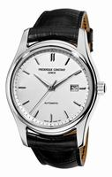 Frederique Constant Index Automatic Mens Wristwatch FC-303S6B6