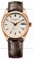 Frederique Constant Index Automatic Mens Wristwatch FC-303V4B4