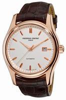Frederique Constant Index Automatic Mens Wristwatch FC-303V6B4