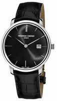 Frederique Constant Index Slim Line Mens Wristwatch FC-306G4S6