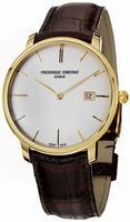 Frederique Constant Slim Line Mens Wristwatch FC-306V4S5