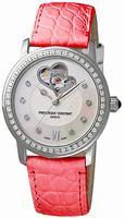 Frederique Constant Double Heart Beat Ladies Wristwatch FC-310DHB2PD6