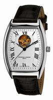 Frederique Constant Art Deco Automatic Heart Beat Mens Wristwatch FC-310M4T26