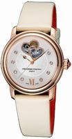 Frederique Constant Double Heart Beat Ladies Wristwatch FC-310WHF2P4