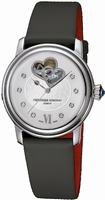 Frederique Constant Double Heart Beat Ladies Wristwatch FC-310WHF2P6