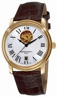 Frederique Constant Persuasion Heart Beat Mens Wristwatch FC-315M4P5