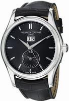 Frederique Constant Index Dual Time Mens Wristwatch FC-325B6B6