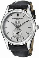 Frederique Constant Index Dual Time Mens Wristwatch FC-325S6B6