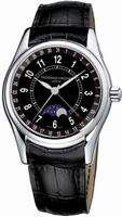 Frederique Constant Index Mens Wristwatch FC-330B6B6