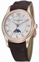 Frederique Constant RunAbout Mens Wristwatch FC-330RM6B4