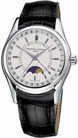 Frederique Constant Index Mens Wristwatch FC-330S6B6