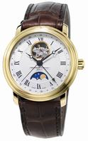 Frederique Constant Classics Moonphase Mens Wristwatch FC-335MC4P5