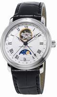 Frederique Constant Classics Moonphase Mens Wristwatch FC-335MC4P6