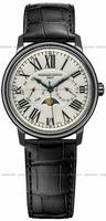 Frederique Constant Moonphase Mens Wristwatch FC-360M4P6